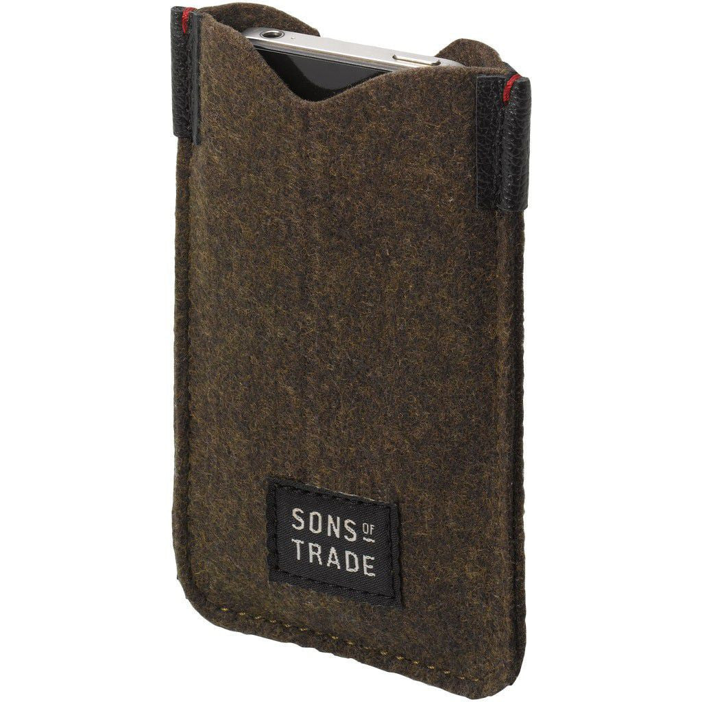Sons of Trade - Embark Phone Sleeve in Olive