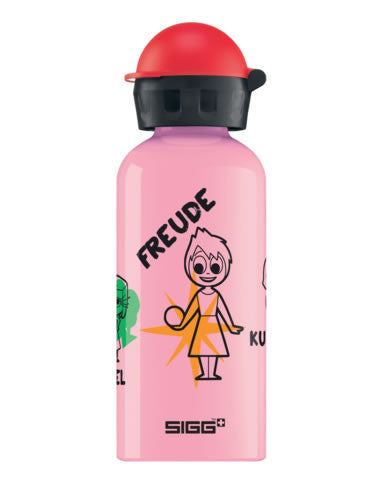 SIGG 0,4 l drink bottle Inside Out