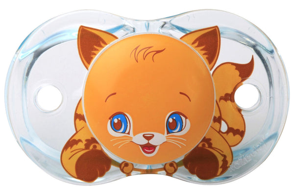 RaZ-Baby Keep-it-kleen pacifier Kit Kitty