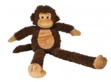 "Cloud b sleep buddy Marvin The Monkeyâ""¢"