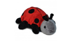 Cloud b travel sleep buddy Lullaby To Go® - Red Ladybug