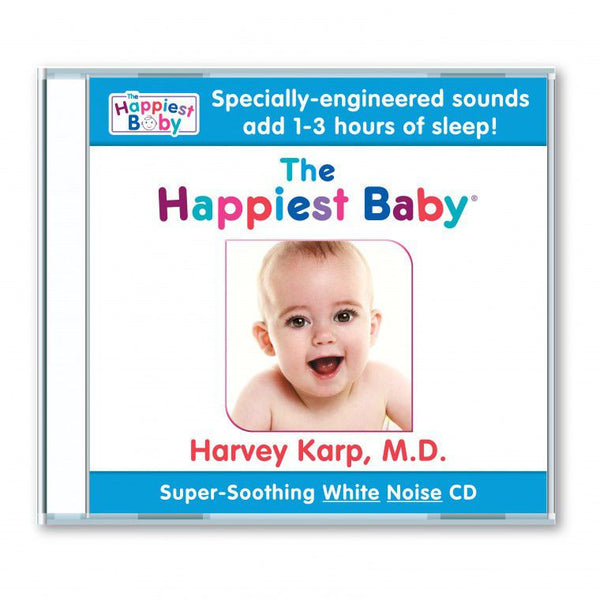 SwaddleDesigns The Happiest Baby White Noise CD