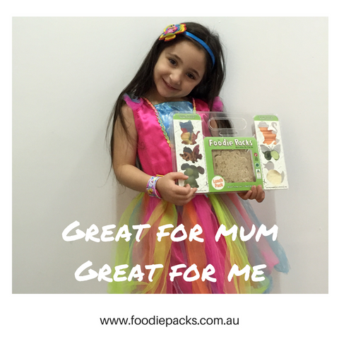 Foodie Packs Great for Mum, Great for Me