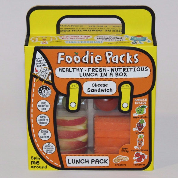 Sandwich Foodie Packs