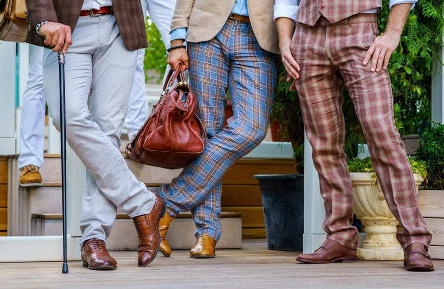Tweed Summer Suits? Why British Tweed Is the Perfect Choice for Your Summer Wardrobe