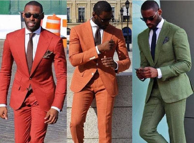 What the Colour of Your Suit Says about You