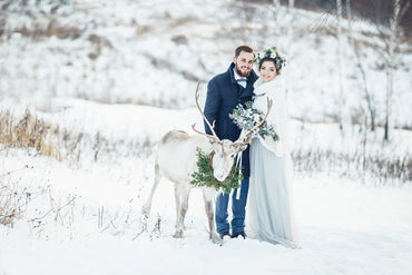 Groom's Guide to a Magical Winter Wedding