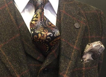 The Sartorial History of British Tweed