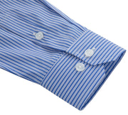 Appleby - STRETCH Striped Long Sleeve Shirt