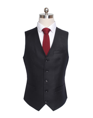 Black Empire Essential Waistcoat