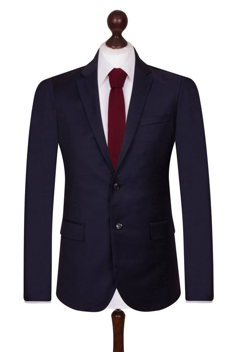 Dark Navy Empire Elite  3 Piece Suit