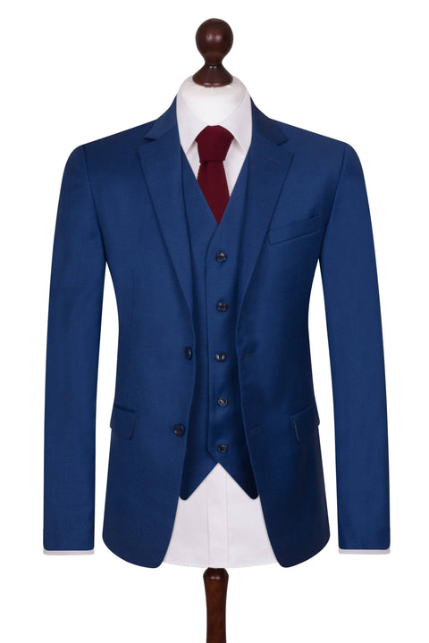 Royal Blue Empire Elite Jacket