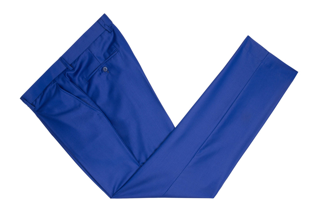 Royal Blue Empire Essential Trousers