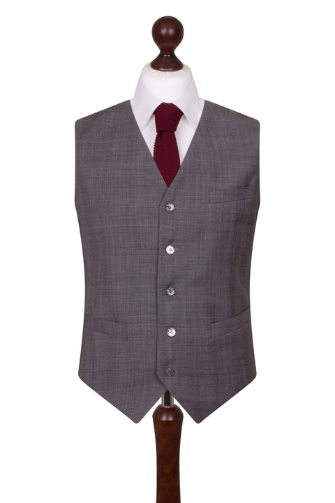 Grey Prince of Wales Empire Elite Waistcoat