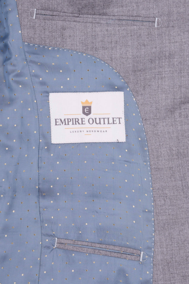 Grey Twill Empire Elite Jacket