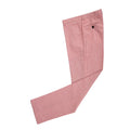 Pink Twill Tweed Trousers