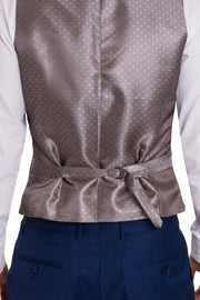 Royal Blue Empire Elite Waistcoat