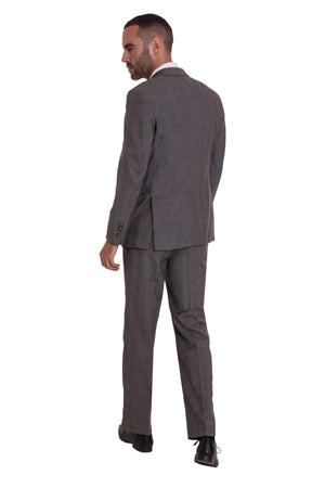 Grey Prince of Wales Empire Elite Trousers