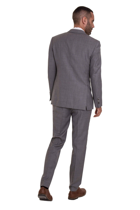 Grey Pinstripe Empire Elite Trousers