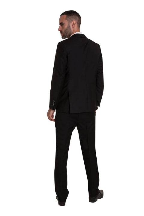 Black Empire Elite  3 Piece Suit
