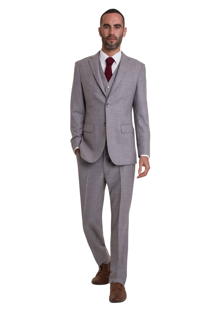 Grey Twill Empire Elite 3 Piece