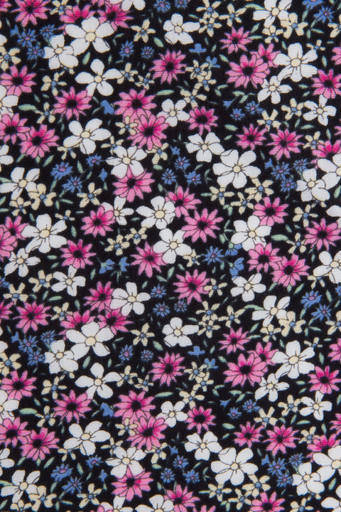 Close up of Daisy Floral Tie