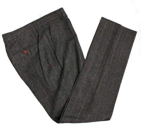 Country Estate Herringbone Tweed Trousers