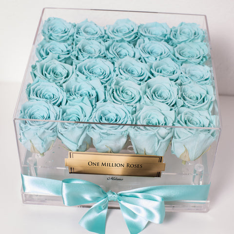 Senza Tempo - Rose Tiffany - Crystal Box