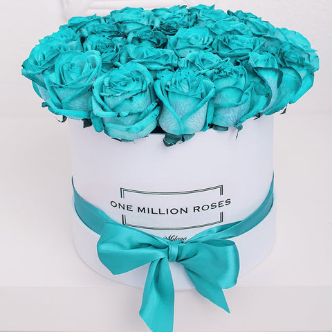 Luxury Collection - Small Box - Rose Tiffany - Scatola Bianca