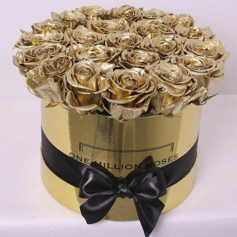Luxury Collection - Medium Box - Rose Oro - Scatola Oro