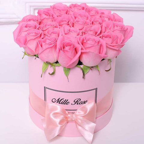 Classic Collection - Small Box - Rose Rosa - Scatola Rosa