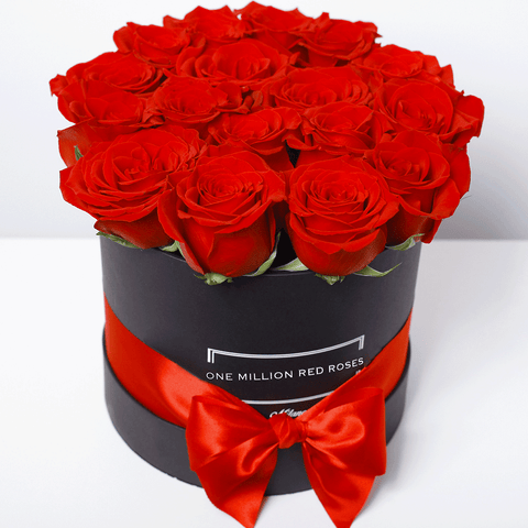Classic Collection - Small Box - Rose Rosse - Scatola Nera