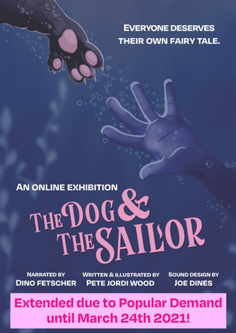 The Dog and the Sailor Virtual Exhibition
