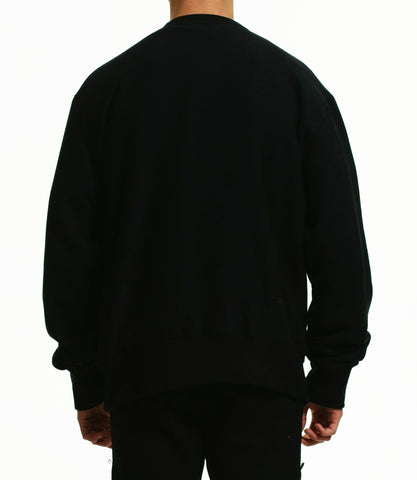 """LOVER"" SWEATSHIRT / BLACK"