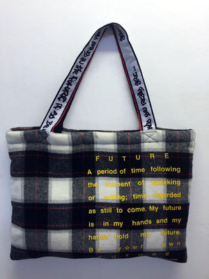 FUTURE TOTE BAG | B-sidebywale