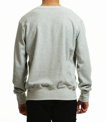 CAN I LIVE -  SWEATSHIRT / GREY