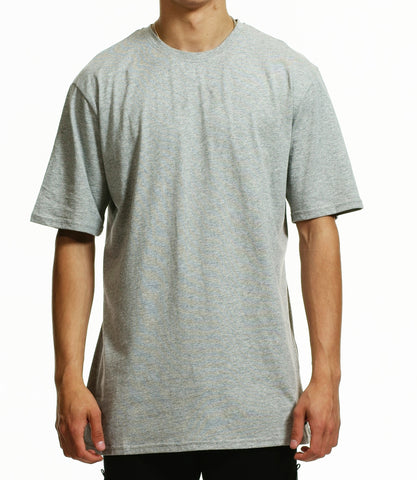 """FUTURE"" OVERSIZED T-SHIRT / GREY"