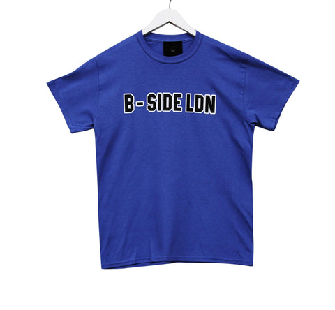 community t-shirt blue by B-side By Wale