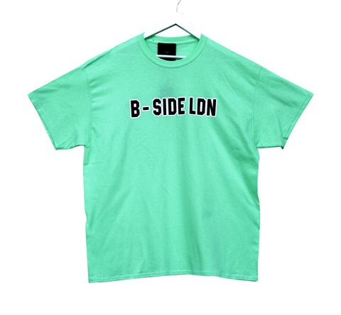community t-shirt green by B-side By Wale