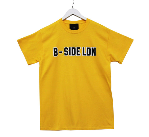community t-shirt yellow by B-side By Wale