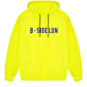 LOOMI HOODIE WITH B-SIDE LOGO ON FRONT | B-sidebywale