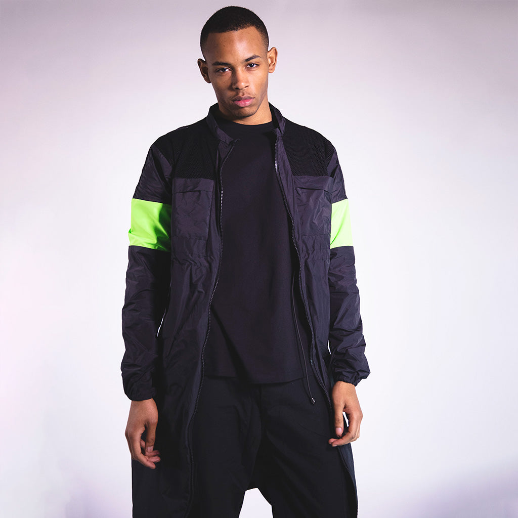 """MOTION"" WINDBREAKER 