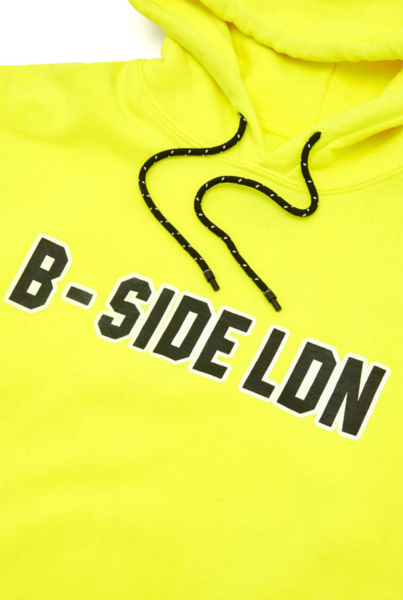 UNISEX LOOMI HOODIE WITH B-SIDE LOGO ON FRONT | B-sidebywale