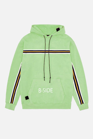 GREEN B-SIDE BY WALE HOODIE