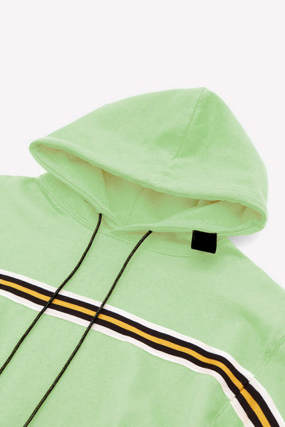 frenzy green sweatshirt by B-side by Wale