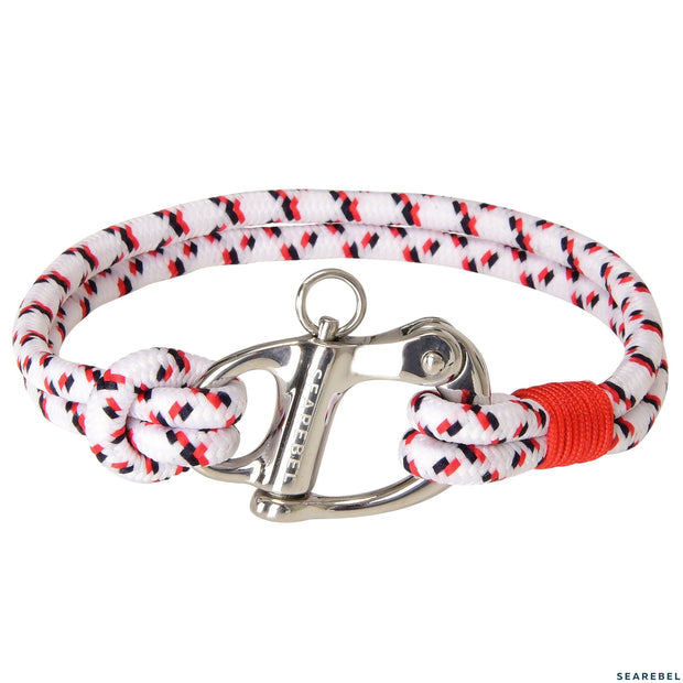 Searebel Barracuda (Silver White Red)