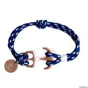 Searebel Shark (Rose Blue White),  Armband unisex - searebel