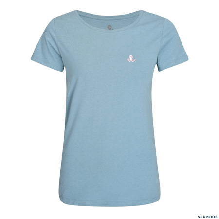 Searebel Coral (Citadele Blue),  T-Shirt Damen - searebel