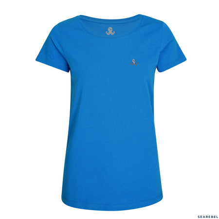 Searebel Coral (Royal Blue),  T-Shirt Damen - searebel