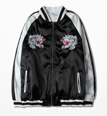 Korea Embroiered souviner Jacket